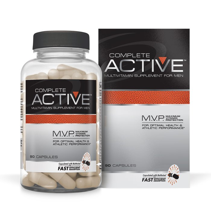 Complete Active Multivitamin - 3009015
