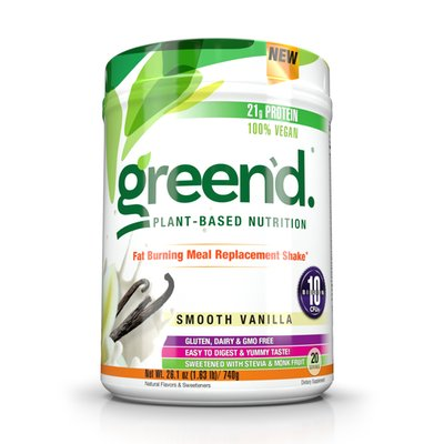 green'd. Vegan Meal Replacement