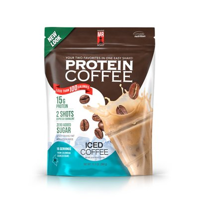 Maine Roast Protein Coffee - NEW & IMPROVED