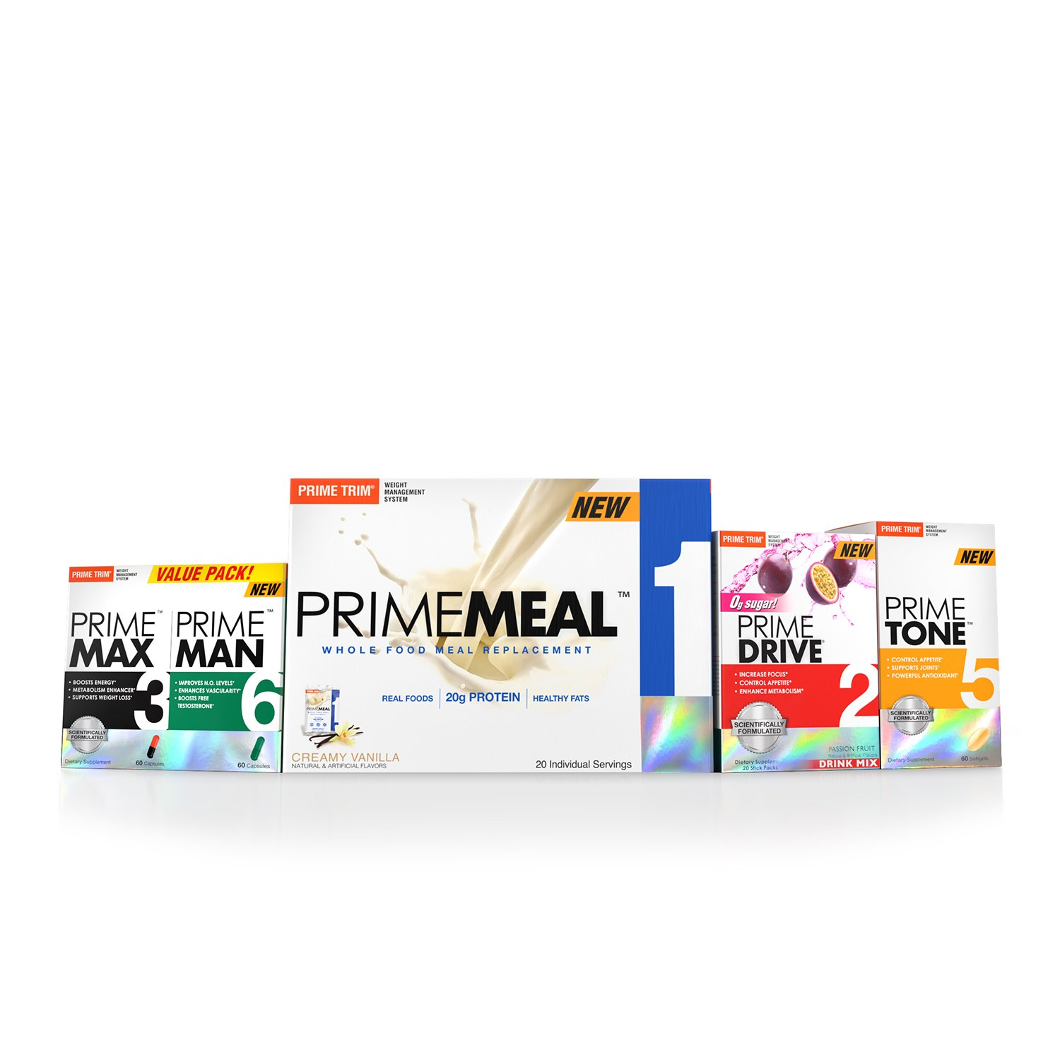 Weight Management Complete Nutrition