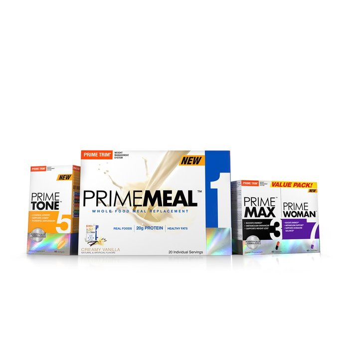 Prime Trim Weight Management Kit