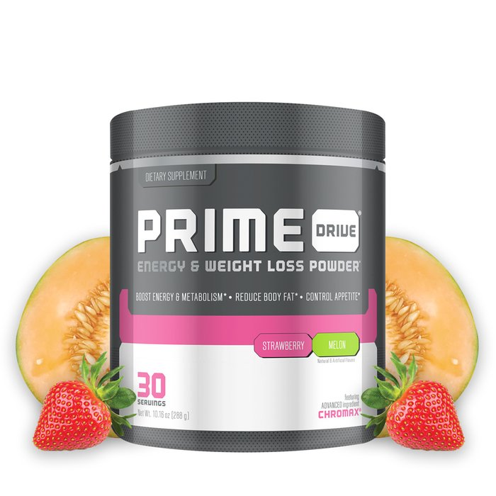 Prime Drive Is A Delicious Energy And Weight Management Powder
