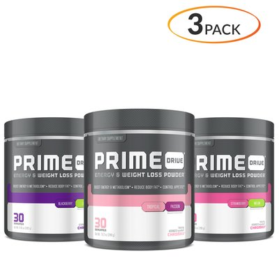 Prime Drive Variety Pack