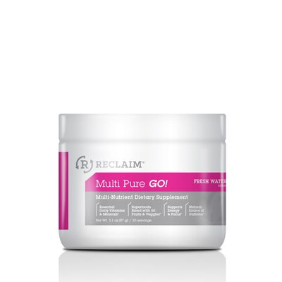 Reclaim® Multi-Pure GO!