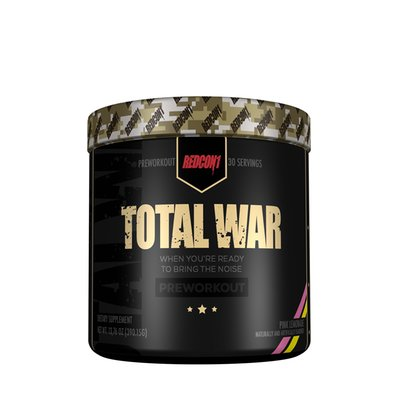 Redcon1 Total War Exclusive Flavor Pink Lemonade