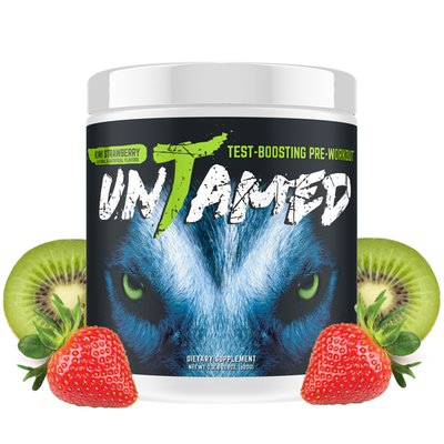 UNTAMED TEST-BOOSTING PRE-WORKOUT
